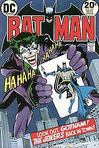 Comic Book - Batman 251 Cover (1973).jpg