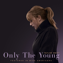 Taylor Swift - Only the Young.png
