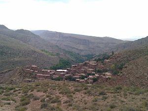 روستای بلقان سفلی در شهرستان شیروان