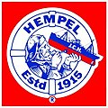 The logo for Hempel Group