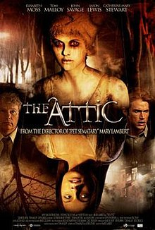 Poster of The Attic (2008 film).jpg
