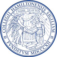 Hamilton College seal.png