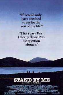 Stand By Me 1986 American Theatrical Release Poster.jpg