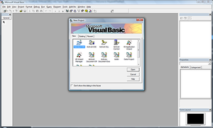 Microsoft Visual Studio 6 screenshot.png