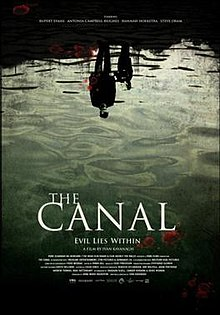 The Canal 2014 Irish horror movie poster.jpg
