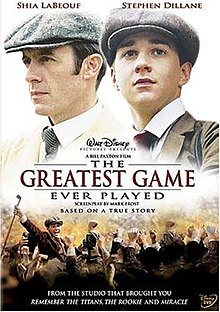 The Greatest Game Ever Played movie poster.jpg