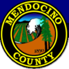 نشان رسمی County of Mendocino
