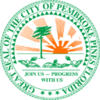 نشان رسمی City of Pembroke Pines