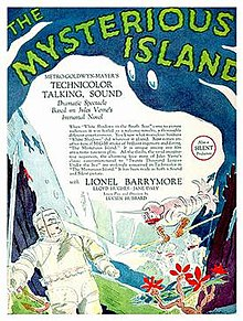 The Mysterious Island (1929 film) poster.jpg