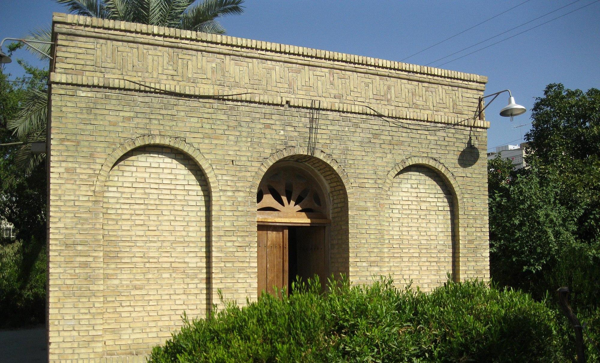 آرامگاه و خانقاه شیخ ابواسحق