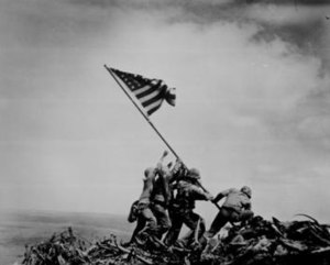 WW2 Iwo Jima flag raising.jpg