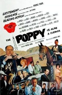 Poster of The Poppy Is Also a Flower.jpg