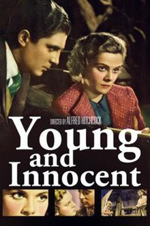 Young and Innocent 1937 Poster.jpg