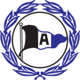 Logo of Arminia Bielefeld, German football team.png