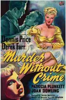 """Murder Without crime"" (1950).jpg"
