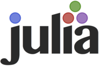 Official Julia logo