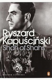 Shah of Shahs - 2006 Book Cover (Penguin Modern Classics).jpg