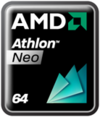 Athlon Neo logo as of 2008