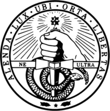 Davidson College seal.png