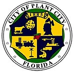 نشان رسمی City of Plant City, Florida