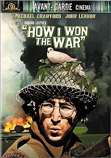 How I Won the War DVD cover.jpg