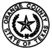 Seal of Orange County, Texas