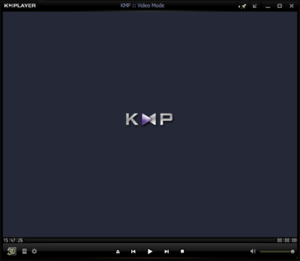 The KMPlayer screenshot.png