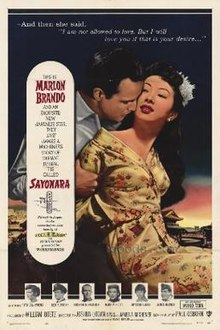 Original movie poster for the film Sayonara.jpg