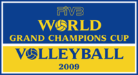 2009 FIVB World Grand Champions Cup logo.png