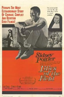 Original movie poster for the film Lilies of the Field.jpg