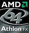 Athlon 64 FX logo as of 2003