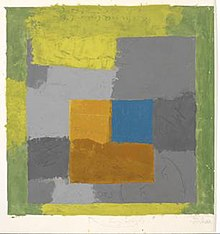 Josef Albers, Study for Homage to the Square.jpg