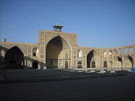 رواق شمالي مسجد حكيم