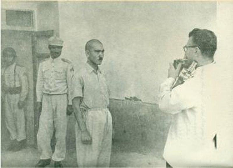 مرتضی کیوان در زندان