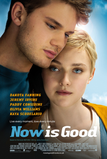 Now Is Good poster.png