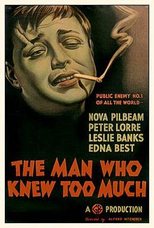 The man who knew too much ۱۹۳۴ poster.jpg