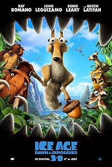 Ice age dawn of the dinosaurs theatrical poster.jpg