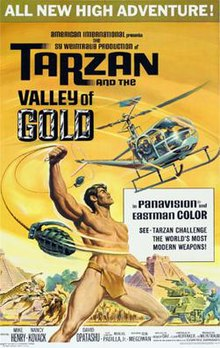 Tarzan and the Valley of Gold 1966 Poster.jpg