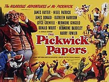 The Pickwick Papers 1952 poster.jpg