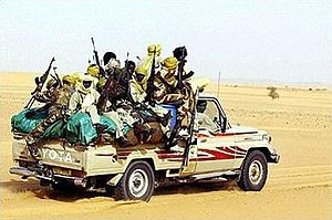 Chadian soldiers in Toyota pickup truck.jpg