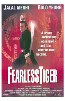 Fearless tiger movie poster.jpg
