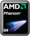 AMD Phenom logo as of 2007