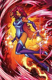 Starfire (Koriand'r) -DC Rebirth version.jpg