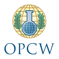 OPCW - Organisation for the Prohibition of Chemical Weapons logo.png