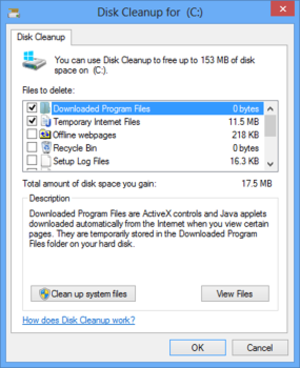 Windows Vista Disk Cleanup.png