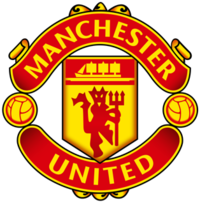 Manchester United's crest