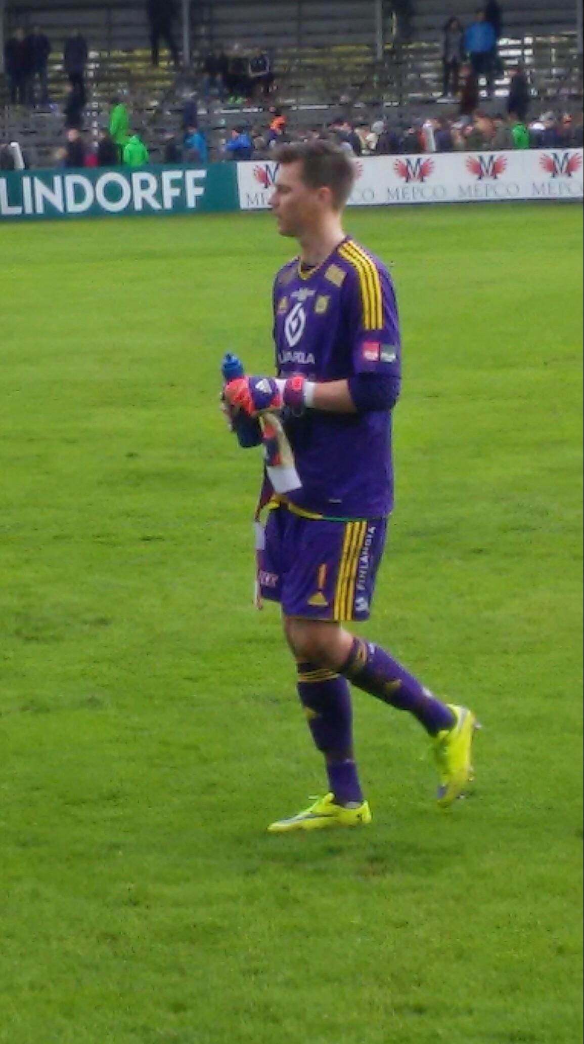 Mika Hilander