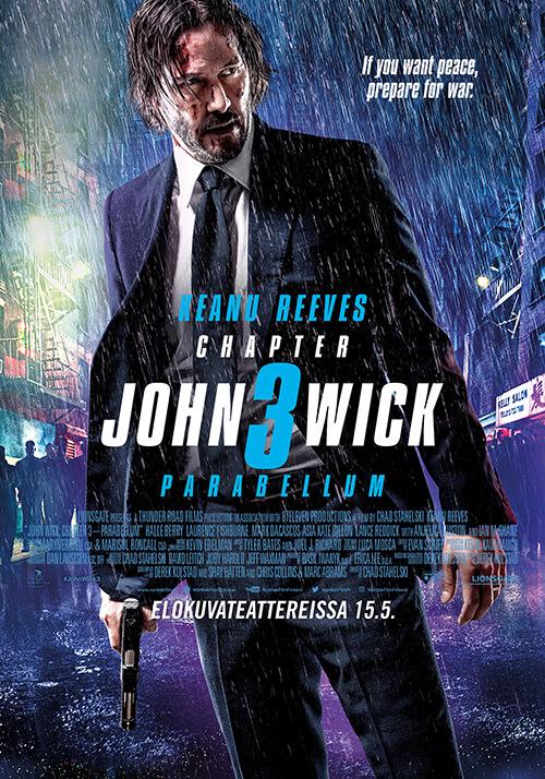 John Wick: Chapter 3 – Parabellum – Wikipedia