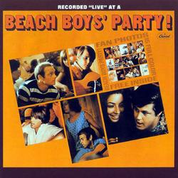 Studioalbumin Beach Boys' Party! kansikuva