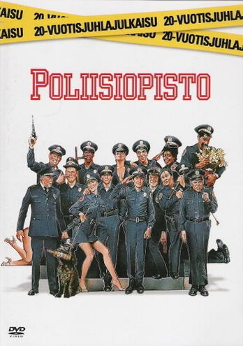 Poliisiopisto (elokuva) – Wikipedia Kim Cattrall